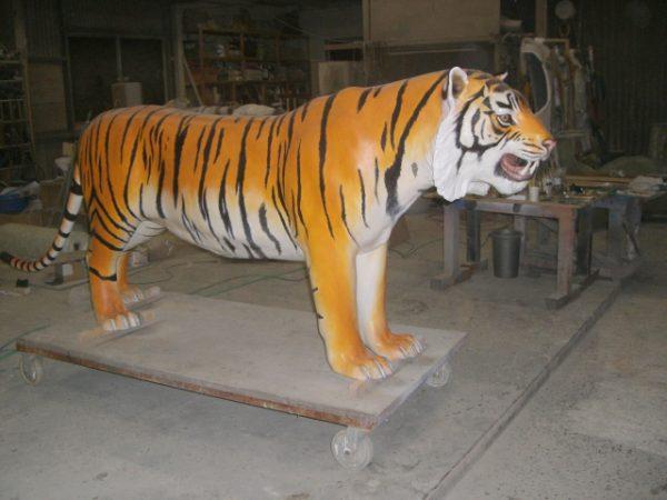 世界野生動物館 ライオン